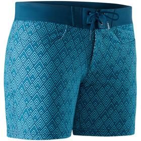 NRS Beda Shortsit Naiset, moroccan blue